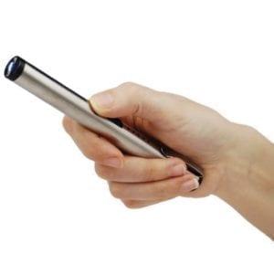 Pen Zap Silver 1